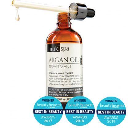 Sérum na vlasy s Arganovým olejem